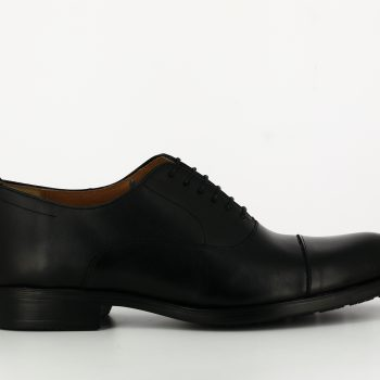 blucher oxford negro