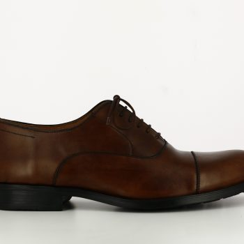 blucher oxford marron